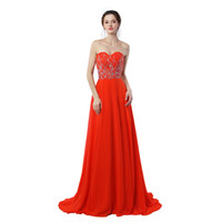 2019 nuova foto reale sexy dell'innamorato lungo abiti da ballo al largo della spalla in chiffon con bordare rosso a-line abito da sera vendita calda