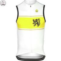 Flandern NEUE 2017 Fahrrad mtb road RACE Team Pro Radfahren Westen Jersey / Shirts Tops Kleidung Atemluft JIASHUO Angepasst
