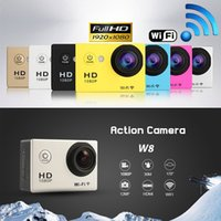 1. 5 inch Wi- Fi sj4000 w8 sports action camera 1080P Full HD ...