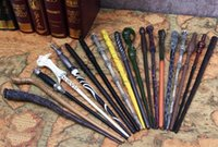 100pcs lot Harry Potter Wand Toy Harry Potter Magic Wand Cos...