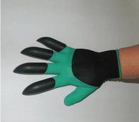 Universal Breathable Solid Garden Household Non- Slip Gloves ...