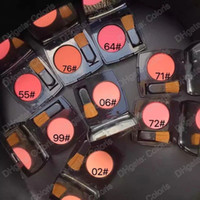 Single Blush Duo Effet Tweed Blush 5. 5g Have 8 Different Col...