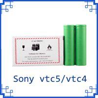 2017 Mais Quente Venda VTC4 VTC5 18650 Bateria EUA 18650 Bateria 2100 mah 2600 mAh / 3.7 V / 30A fit Todos Os Cigarros Eletrônicos Mods Livre 022