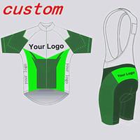 2016 Individuelle Roupa Ciclismo Sommer irgendeine Farbe irgendeine Größe jedes Design-Jersey- und DIY Fahrrad-Wear Polyester + Lycra Radsport-Sets