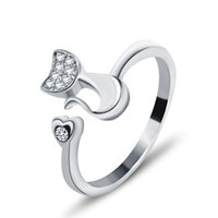 high quality fashion Wholesale Price Sterling Silver CZ Ring...