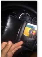 Excelente Qualidade Organizador de Bolso NM Damier Graphite M60502 Mens Couro Real Carteiras Cartão Suporte N63145 N63144 Bolsa de ID da Purse Bifold Bags