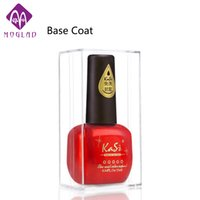 Wholesale- new high quality kasi moglad 15ml base coat for L...