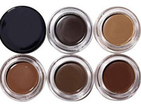 2017 Hot Eyebrow Pomade Eyebrow Enhancers 4g 0.14Oz Full Size 8 couleurs sourcil Gel DHL gratuitement
