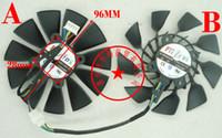 Orijinal Paladin Grafik kartı ASUS GTX780 GTX780TI R9 280X / 290X T129215SU FD9015U12S