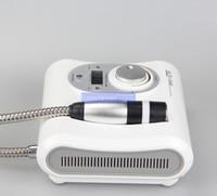 .2 in 1 Cryo No Needle Electroporation Meso Mesotherapy Skin Cool Hot viso anti invecchiamento Skin Care Beauty Machine