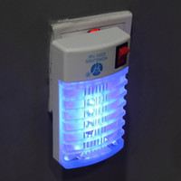 ABS LED Socket Electric Mosquito Fly Bug Insect Trap Lamp Ki...