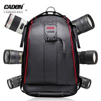 DSLR Camera Backpacks Video Photo Digital Camera Bag Case Wa...