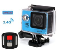 2. 0 inch HD1080P WIFI Sports Action Camera W9R with Remote C...