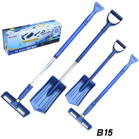 Big Shovel Snow And Ice Tools Set Car Home Snow Shovel Ice S...