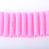 5 lote de rolos de cabelo de plástico diy magical alavever rolo de cabelo modelador de cabelo magic circle styling rolos de cabelo rolos
