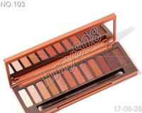 HOT Free Shipping NEW Heat Palette Eye Shadow Palette 12 col...