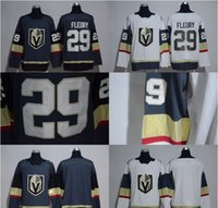2017 18 New Season Vegas Golden Knights jerseys 29 Marc- Andr...