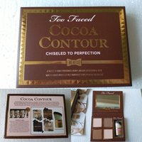 Makeup Cocoa Contour face palette chiseled to perfection 4 c...