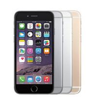 """En kaliteli Orijinal 4.7 """"iphone 6 Cep Telefonu 16G / 64G / 128G IOS sistemi Akıllı Cep iPhone 6 Unlocked Yenilenmiş"""