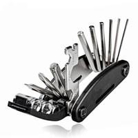 16 в 1 Multi ручная комбинация набор инструментов шестигранный ключ используется для MTB и велосипедов ремонт Torx гаечный ключ Ferramentas