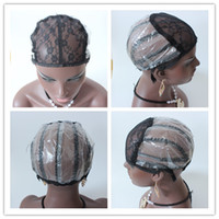In Stock 5pcs lot Jewish Glueless Wig Caps For Making Wigs S...