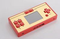 Горячие Продажи RS-20 2.6 дюймов Экран Видеоигры Консоль FC Red White Classic Семейный игровой Машина ТВ Игры Приставка