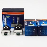 Fabriksfrämjande 2PCS Xenon D3S Lampor Super Ljus Hög Power 35W D3S HID Glödlampa Högkraft 12V 35W D3S HID Xenon Lampor