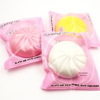Squishy Slow Rising Jumbo Scented Bun Squishy Kawaii Bun Squ...