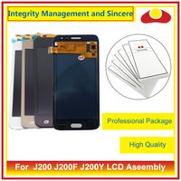 For Samsung Galaxy J2 J200 J200F J200Y 2015 Lcd Display Touc...