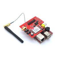 Freeshipping SIM900 Development Board met GSM / GPRS-add-on voor Raspberry PI 2 B en B PLUS