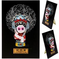 Tipo di fumetto Figurina opera maschera maschera pendente ornamenti Arredamento per la casa regalo Sun Shangxiang affari esteri all'estero