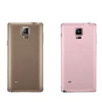 Remplacement de porte arrière de couverture de logement de batterie d'OEM arrière pour Samsung Galaxy Note 2 3 4 N7100 N9000 N9100 libre DHL