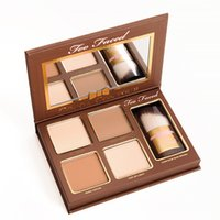Brand COCOA Contour Kit Highlighters Palette Nude Color Cosm...