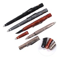 Laix Self Defense Tactical Pen EDC Tool W Tungsten Steel Gl...