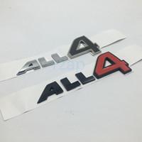 3D سبائك معدنية شعار للميني كوبر مواطنه Paceman كلوبمان ALL 4 رسائل شارة ملصقات الديكور