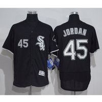 2017 New Men' s Chicago White Sox 45 Michael Jersey Whit...