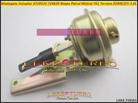 Turbo Wastegate Engine GT2052V 724639-5006S 724639 705954 Turbocharger for NISSAN Patrol Mistral Y61 ZD30 ZD30ETi ZD30DTI 3.0L