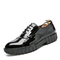 Hommes Robe Chaussures En Cuir De Luxe De Luxe Mode Marié Chaussures De Mariage Hommes Oxford chaussures zapatos hombre sapato masculino chaussure homme