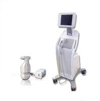 ريال طبي Liposonix HIFU عالية الكثافة التركية الموجات فوق الصوتية lipohifu ultrashape liposonix آلة التخسيس مع خراطيش 8MM 13MM
