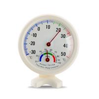 صغير الحجم TH108 درجة الحرارة والرطوبة متر المنزل الداخلية والخارجية درجة الحرارة والرطوبة متر