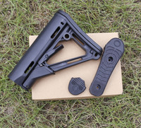 Tactical Compact Type Buttstock For AR15 M16 Carbines Using ...