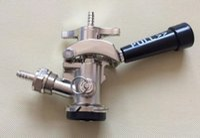 Accoppiatore di fusti in acciaio USA tipo SANKE (TIPO D) accoppiatore / testa fusti con valvola limitatrice di pressione.