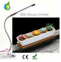 LED Plant Grow Light for Indoor Office Pot Plant with Flexib...