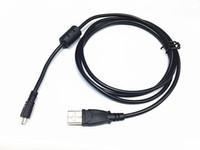 USB PC Data Sync Przewód kablowy Przewód do Nikon D7100 D5500 S D3300 S DF DF DSLR