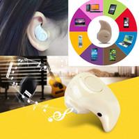 S530 mini sem fio bluetooth 4.0 estéreo fone de ouvido fone de ouvido fone de ouvido fone de ouvido earbud handfree