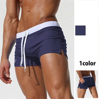 Men' s Swimming Trunks Swim Briefs Fitness Swimsuit Men ...