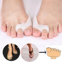 High Heels Silikon Fußpflege Werkzeug Einlegesohlen Orthesen Bunion Pediküre Fußpflege Hallux Valgus Corrector For Toes Separator