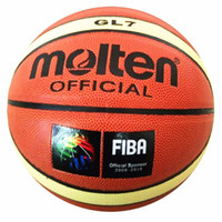 Hot Sale Molten Basketball GL7 PU Material Official Size 7 I...