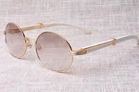2019 أحدث اتجاهات الأزياء النظارات الشمسية 7550178 الأصلي زاوية بيضاء أفضل نظارات شمسية للسيدات والرجال نظارات شمسية الحجم: 57-22-135