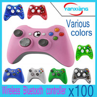 100pcs New LED Xbox 360 wired Controller Joystick for xbox 3...